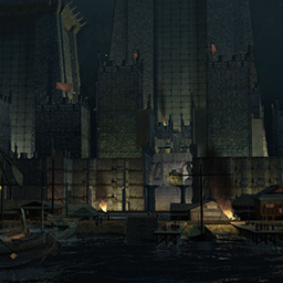 Dragon Age Redemption harbor