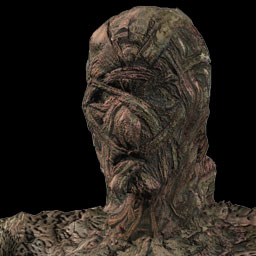 "My Mummy from the movie ""Tales of the Mummy"" began its (after)life as a scanned maquette."